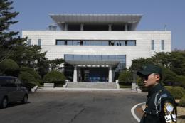 Tổng thống Hàn Quốc gặp nhà lãnh đạo Triều Tiên tại làng đình chiến Panmunjom