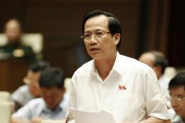 Kỳ họp thứ 5, Quốc hội khóa XIV: Tranh luận sôi nổi tại nghị trường