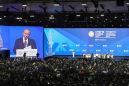Diễn đàn Kinh tế Quốc tế St. Peterburg 2018 đạt kỷ lục mới