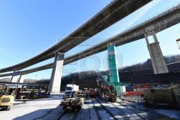 Pháp lo ngại dự án đường sắt Lyon-Turin sẽ bị đình trệ