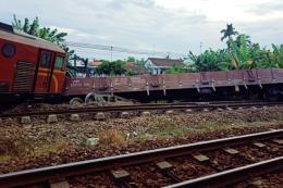 Tai nạn đường sắt tại ga Núi Thành: 15h hôm nay sẽ thông tàu