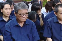 Xét xử vụ án tại Ngân hàng Đại Tín: Các bị cáo hối hận về hành vi phạm tội