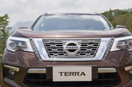 SUV Nissan Terra mới hạng trung có thể về Việt Nam trong năm nay