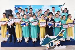 Vietnam Airlines dành nhiều phần quà ý nghĩa cho trẻ em nhân ngày Quốc tế thiếu nhi