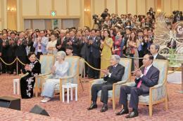 Chủ tịch nước dự Lễ kỷ niệm 45 năm thiết lập quan hệ ngoại giao Việt Nam - Nhật Bản