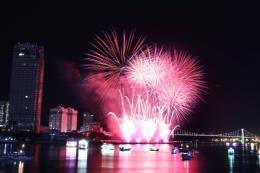Lễ hội pháo hoa quốc tế Đà Nẵng 2018: Hạnh phúc những nhịp cầu sắc màu
