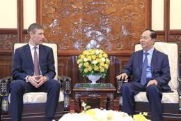 Chủ tịch nước chia sẻ những phương hướng lớn thúc đẩy hợp tác song phương Việt Nam - Anh
