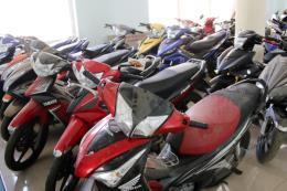 Truy bắt các đối tượng trong băng nhóm trộm cướp số lượng lớn xe máy