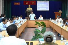 Dự án Khu đô thị mới Thủ Thiêm: Thanh tra Chính phủ sẽ làm rõ khiếu nại của người dân