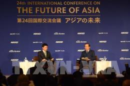 Phó Thủ tướng Thường trực Trương Hòa Bình thăm Nhật Bản và dự Hội nghị Tương lai châu Á