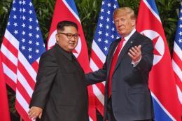 Trung Quốc đánh giá Hội nghị thượng đỉnh Mỹ - Triều tạo nên