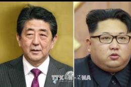 Thủ tướng Nhật Bản tuyên bố sẽ không bỏ lỡ cơ hội gặp nhà lãnh đạo Triều Tiên
