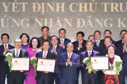 """Thủ tướng Nguyễn Xuân Phúc: """"Hà Nội không vội không xong"""""""