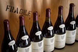 Giá ngất trời cho những chai vang thượng thặng vùng Burgundy