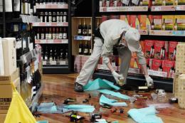 NHK: Hơn 200 người bị thương trong trận động đất tại Nhật Bản