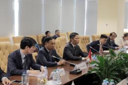 Việt Nam và EAEU thúc đẩy quan hệ hợp tác song phương