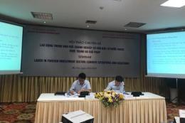 Góc nhìn đa chiều về thực trạng lao động trong khu vực doanh nghiệp FDI