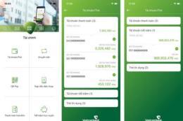 Vietcombank ra mắt loạt tính năng mới trên ứng dụng Mobile Banking