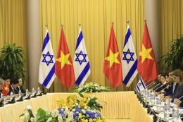 Vòng đàm phán FTA Việt Nam-Israel tiếp theo sẽ diễn ra vào cuối năm