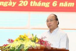 Thủ tướng Nguyễn Xuân Phúc dự Hội nghị sơ kết thực hiện Đề án về hiện đại hóa nông nghiệp