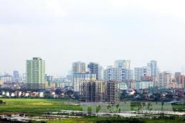 Hà Nội: Tích cực xây dựng và hoàn thiện không gian đô thị