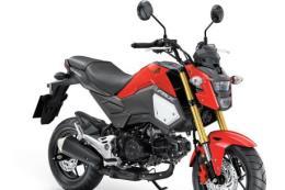Honda ra mắt xe côn tay MSX 125 phiên bản mới với giá bán không đổi