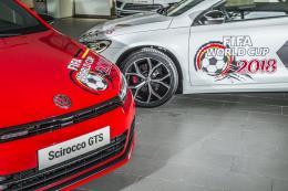 Volkswagen Việt Nam ưu đãi cho khách hàng mua xe Scirocco