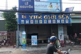 Tp Hồ Chí Minh: Cháy tiệm tạp hoá khiến 2 người thương vong