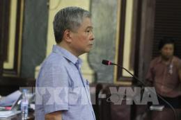 Mở phiên tòa xét xử sơ thẩm vụ án tại Ngân hàng Xây dựng VNCB