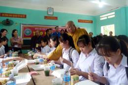 Kỳ thi THPT quốc gia năm 2018: Cung cấp hàng ngàn suất ăn miễn phí cho thí sinh