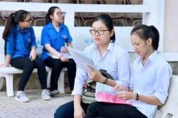 Cập nhật Đề thi và đáp án thi môn Toán THPT quốc gia 2018