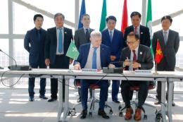 Các doanh nghiệp Việt Nam và Italy tăng cường hợp tác