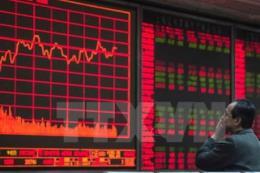 Các thị trường chứng khoán châu Á tiếp tục giảm điểm trong phiên 16/7