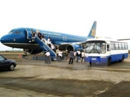 Vietnam Airlines điều chỉnh kế hoạch khai thác do ảnh hưởng của cơn bão Prapiroon