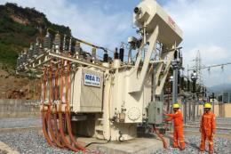 Tiêu thụ điện ở miền Bắc lập đỉnh mới
