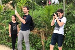 """Du lịch homestay: Những """"trái ngọt"""" ở huyện miền núi Bá Thước-Thanh Hóa"""
