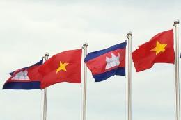 Việt Nam và Campuchia đặt mục tiêu nâng kim ngạch thương mại song phương lên 5 tỷ USD