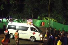 Giải cứu đội bóng thiếu niên Thái Lan: Các thành viên đội bóng sẽ họp báo khi ra viện