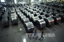 EU tìm cách phòng vệ khi xuất khẩu thép của Trung Quốc vẫn tăng