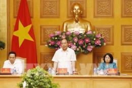 Thủ tướng: Chấn chỉnh kịp thời tổ chức, cá nhân lạm dụng hình thức khen thưởng