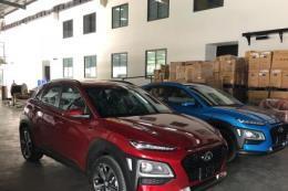 Hyundai Kona sẽ ra mắt thị trường Việt tháng 8 tới với giá cạnh tranh
