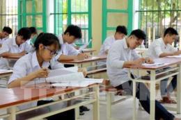 Đã có kết quả rà soát các khâu của Kỳ thi THPT quốc gia 2018 tại Lai Châu