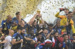 WORLD CUP 2018: Truyền thông thế giới ngợi khen Les Bleus