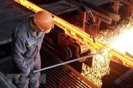 Doanh nghiệp đóng tàu Hàn Quốc kêu gọi các công ty thép giữ nguyên giá bán