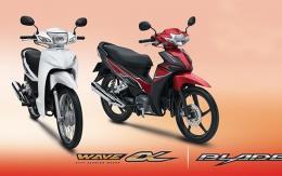 Honda thực hiện hai chương trình khuyến mãi cho xe số và xe tay ga