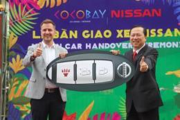 Nissan Việt Nam bàn giao lô xe X-Trail và Sunny cho Cocobay Đà Nẵng