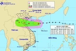Ứng phó với bão số 3: Ninh Bình triển khai phương án di dân khu vực ngoài đê Bình Minh III