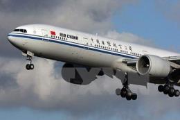 Trung Quốc phạt nặng Hãng hàng không Air China do vi phạm quy định an toàn