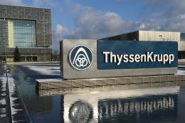 """Thyssenkrupp đối mặt với nguy cơ """"tan đàn xẻ nghé"""""""