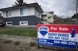 Doanh số bán nhà ở Canada vẫn ở mức thấp của 5 năm